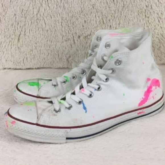 30a540f9b0a30 Converse All Star Unisex M 10 W 12 Shoes Sneakers